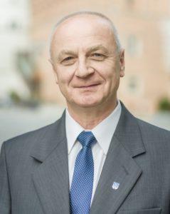 Marek Bronkowski, burmistrz Sandomierza. citymarketing